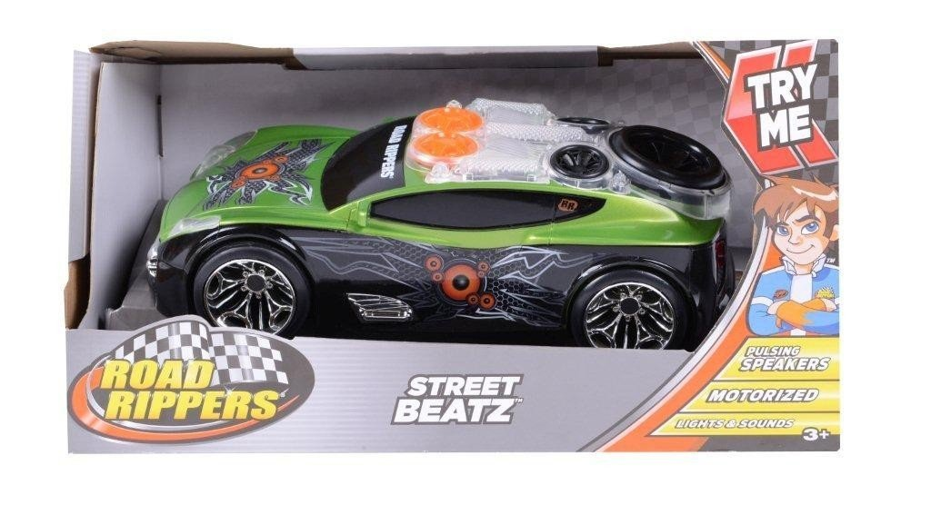 Toy State Style 1 Road Rippers Street Beatz Vehicle
