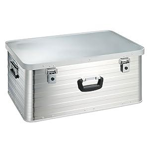 Alubox 130 Liter  Ihre hochwertigen Alukisten, Aluboxen und Lagerkisten bei Amazon   Kundenbewertung und weitere Informationen