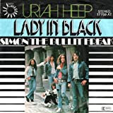 Uriah Heep - Lady In Black - Bronze Records - 17 759 AT, Bronze Records - 17759 AT