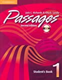 Passages Student's Book 1 with Audio CD/CD-ROM: An upper-level multi-skills course