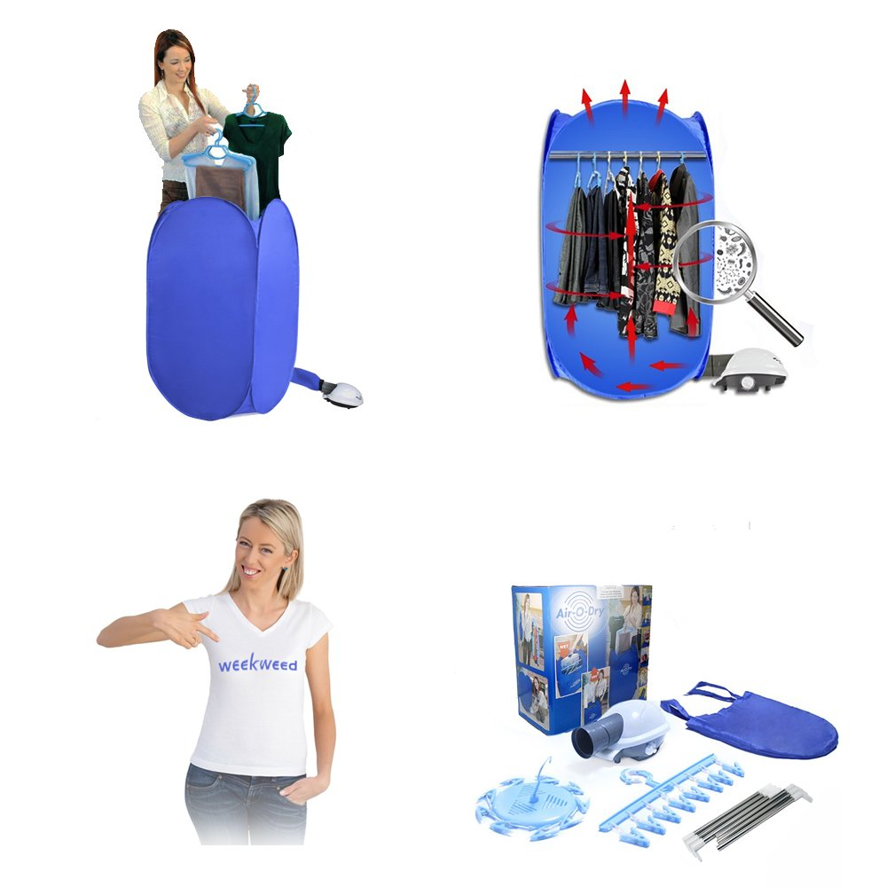 Weekweed - Portable Electric Air Drying Clothes Dryer Clothing Dryer Heater - 2016 New Generation