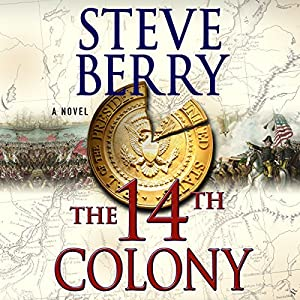 The 14th Colony Hörbuch