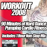 614k%2B6VzR7L. SL160  Workout 2008: Hard Pumping Dance Cardio Fitness Gym Work Out (Continuous Mix)