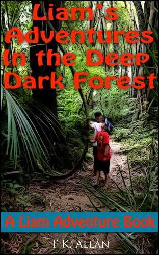 Liam's Adventure In The Deep Dark Forest cover