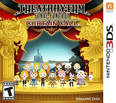 Theatrhythm Final Fantasy: Curtain Call - Nintendo 3DS