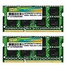 SP シリコンパワー ノートPC用メモリ 8GB×2枚組 DDR3-1600 PC3-12800 SO-DIMM(無期限保証) SP016GBSTU160N22