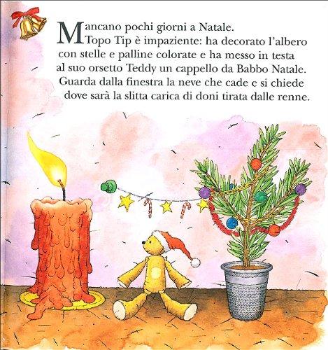 Libro il natale di topo tip di anna casalis for Topo tip giocattoli