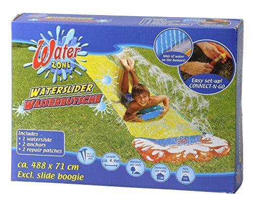 1-x-Wasserrutsche-Wasserbahn-Wasserrutschbahn-Pool-488-x-071-m-Rutsche