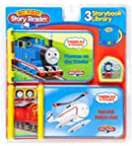 My First Story Reader 3-Book Thomas & Friends Library: Five Engine Friends; Harold Helps Out; Thomas on the Tracks