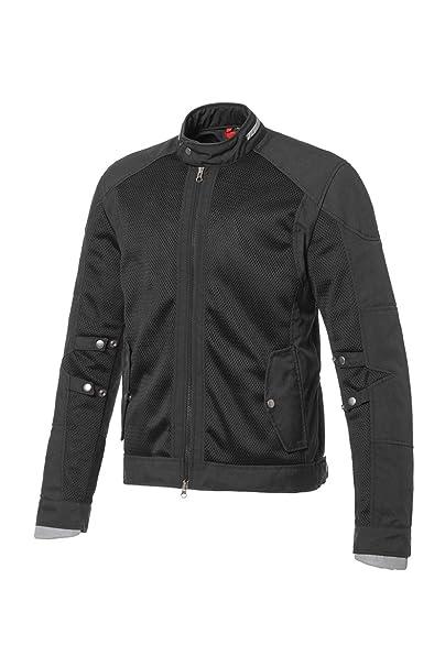 Tucano 8940MF020N6 mARLON mesh urbano veste coupe-vent amovible et inner showerproof lining-noir-taille xL