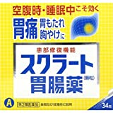 スクラート胃腸薬顆粒34包×2