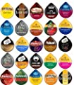 30 TASSIMO® T-Disc Variety Sampler! 30 unique varieties! Tim Horton's, kenco, Tea Bar, Jacobs, Gevalia ++