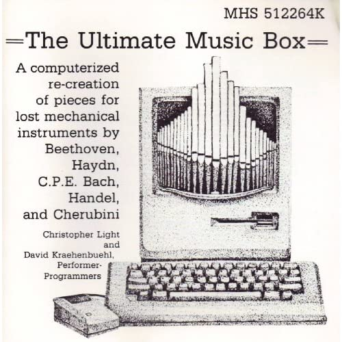 The Ultimate Music Box