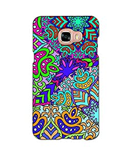 3D instyler DIGITAL PRINTED BACK COVER FOR SAMSUNG GALAXY C5