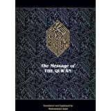 The Message of the Quran: The Full Account of the Revealed Arabic Text Accompanied by Parallel Transliterationby Ahmed Moustafa