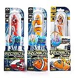 Zuru Robo Fish Lifelike Robotic Fish (3 pack - Assorted Colors)