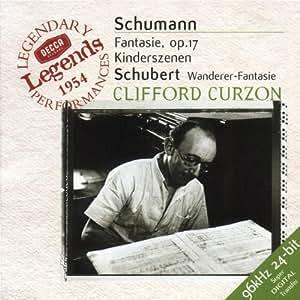 Schubert: Wanderer-Fantasie; Schumann / Clifford Curzon