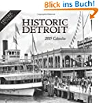 Historic Detroit 2015 Calendar