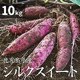 シルクスイート 10kg(5kg×2箱) ※土付き生芋