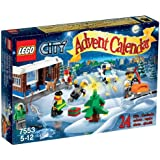 Lego City 7553 - Adventskalender