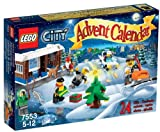 LEGO City 7553 - Calendario natalizio LEGO City