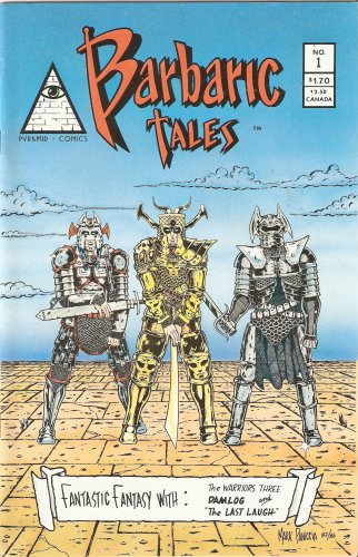 Barbaric Tales #1 (The Warriors Three Is A Good Sign) PDF
