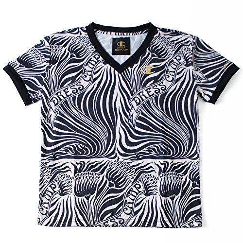 DRESSCAMP ダークサイドPrtユニフォームTシャツ(ブラック) 12A22007-09