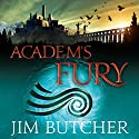 Academ's Fury: The Codex Alera: Book Two Audiobook by Jim Butcher Narrated by Kate Reading