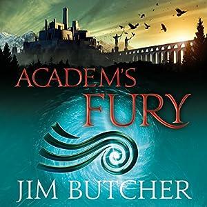 Academ's Fury Audiobook