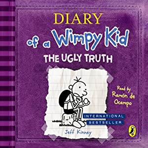 Diary of a Wimpy Kid: The Ugly Truth Audiobook