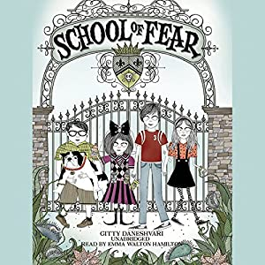 School of Fear Audiobook