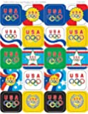 Teacher Created Resources U.S. Olympic Stickers, Multi Color (1812)