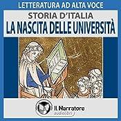 La nascita delle università (Storia d'Italia 20) |  div.