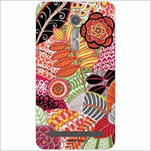 Design Worlds Back Cover Case For Asus Zenfone 2 Ze551Ml
