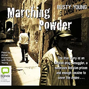 Marching Powder Audiobook