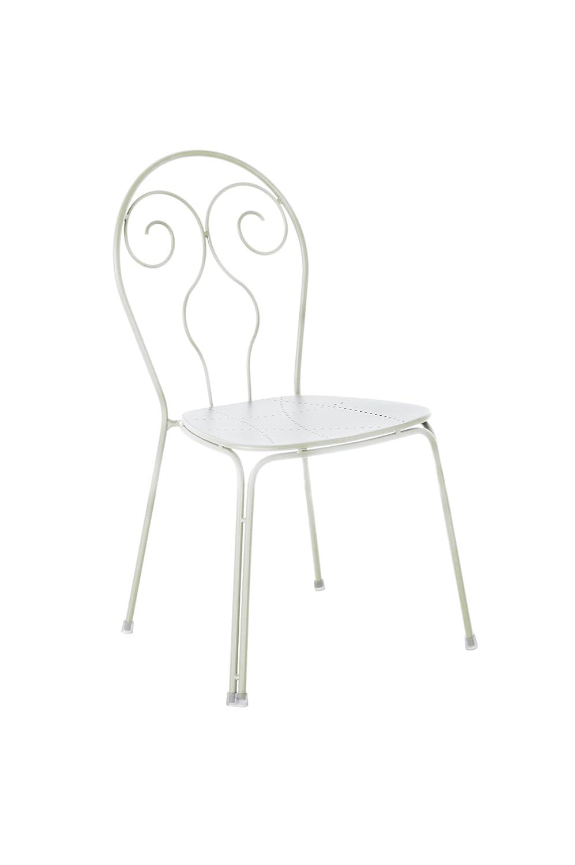Emu 309302300 Caprera Stuhl 930, pulverbeschichteter Stahl, 4-er Set, matt weiss günstig kaufen