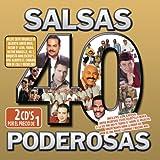 Various Artists 40 Salsas Poderosas