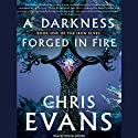 A Darkness Forged in Fire: Book One of the Iron Elves (       UNABRIDGED) by Chris Evans Narrated by Michael Kramer