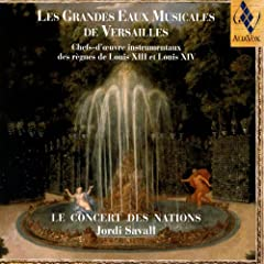 Les Grandes Eaux Musicales De Versailles