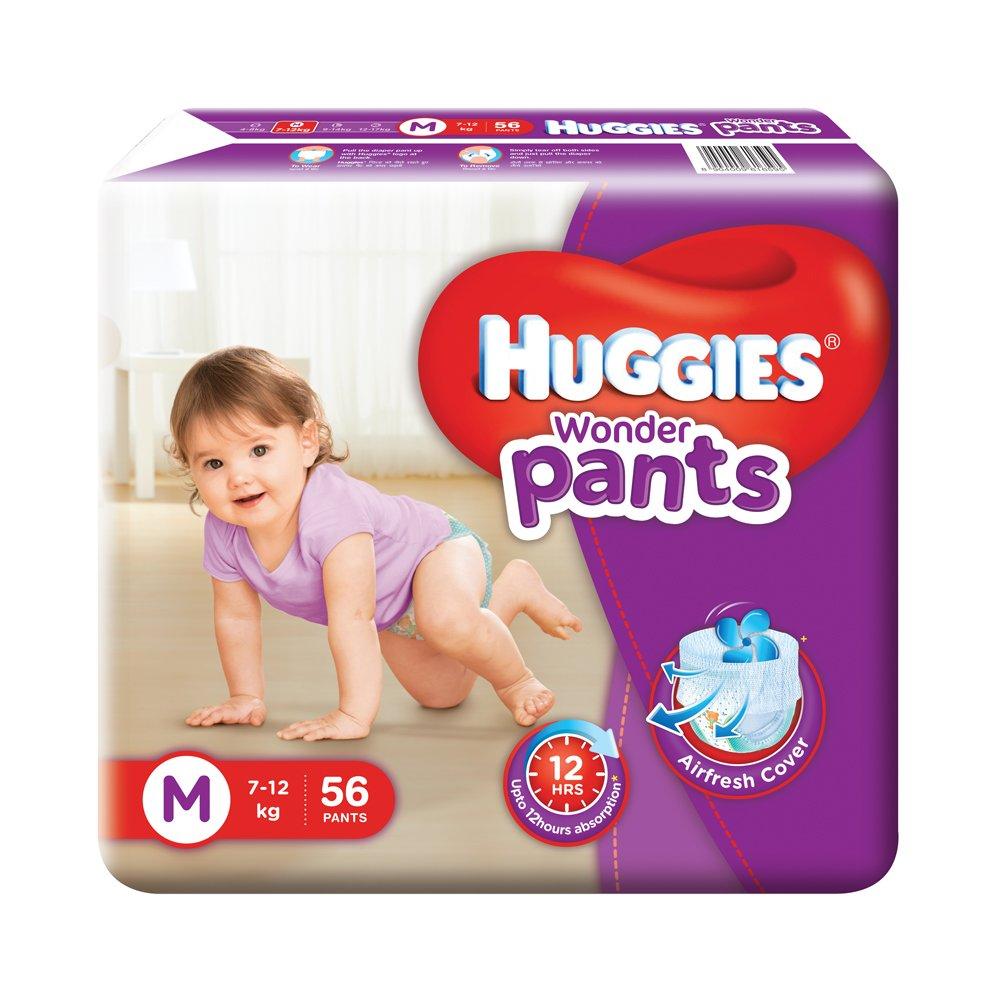 Minimum 25% Off on Diapers