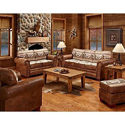 American Furniture Classics 4-Piece Deer Valley Sofa