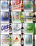 サッカー大国12カ国ビール飲み比べセット!