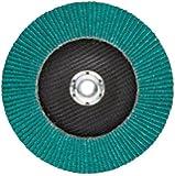 3M Flap Disc 577F, T29 Giant, Alumina Zirconia, Dry/Wet