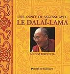 Une ann�e de sagesse avec le Dala�-La...