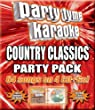 Party Tyme Karaoke: Country Classics Pack