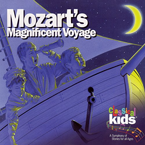 Mozart's Magnificent Voyage (Classical Mozart compare prices)
