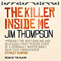 The Killer Inside Me Audiobook by Jim Thompson Narrated by Tim Flavin
