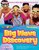 img - for Big Wave Discovery: 13 sessions for ages 3 12; biblical answers to a kid s Big Questions about God, Jesus, the Bible, Prayer, more it s apologetics for kids! (13 Week Bible Curriculum) book / textbook / text book