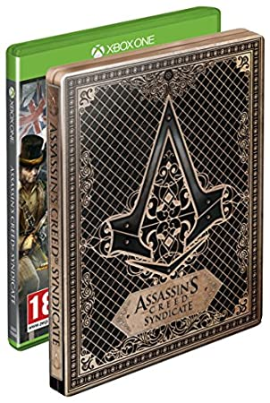 Assassin's Creed Syndicate Amazon Exclusive Steelbook Bundle (Xbox One)