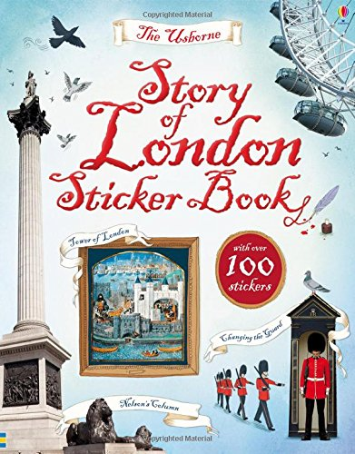 Story of London Sticker Book